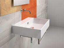 Подвесные раковины для ванной: делаем выбор с умом