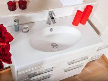 Раковина с тумбой: разумное экономия места в ванной комнате
