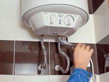 Как установить электрический водонагреватель: простые советы от сантехника