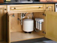 Как выбрать фильтр для воды под мойку?