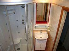 Как выбрать душевую кабинку для маленькой ванной комнаты?