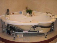Ремонт гидромассажных ванн: самостоятельно устраняем неисправности