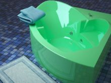 Как выбрать цветную ванну? Какой цвет предпочтительнее в ванной комнате?